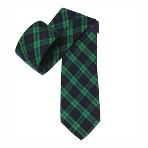 Dockers Tartan Plaid Tie Cotton Men's